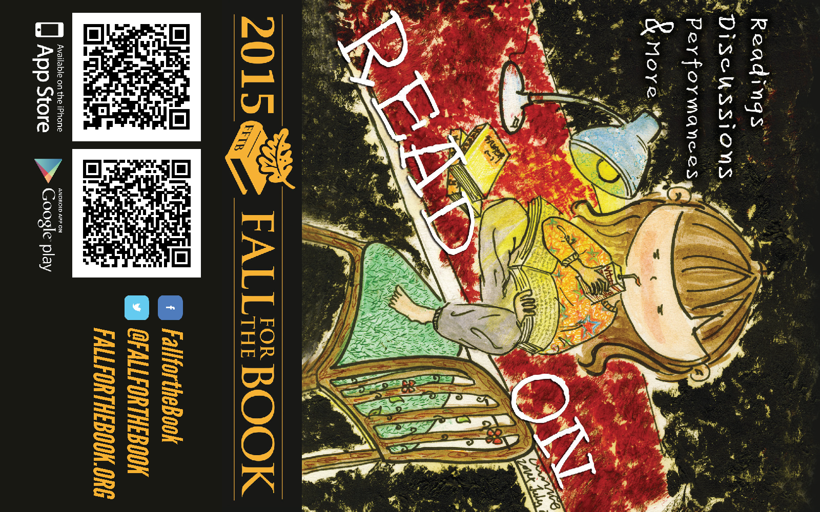 Fall for the Book Festival 2015
